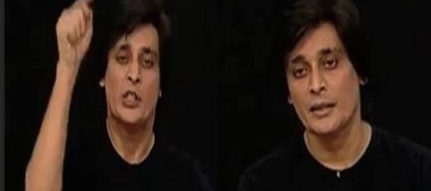 Watch Video: Sahir Lodhi Lashes Out At People, Criticizing Him & His Fans