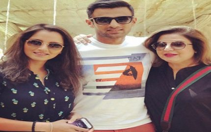 Shoaib Malik Wants To Make a Film With This Bollywood Celebrity