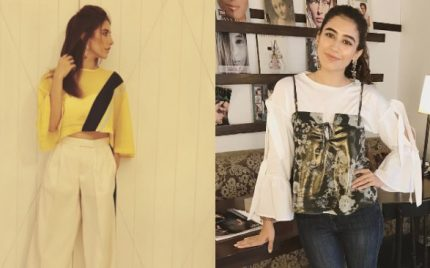 In Pictures: Syra Shahroz's Stunning Looks For Chalay Thay Saath Promotions
