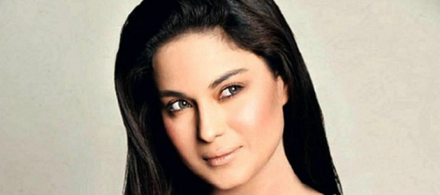 Veena Malik is back on TV and did a hilarious parody of Reham Khan