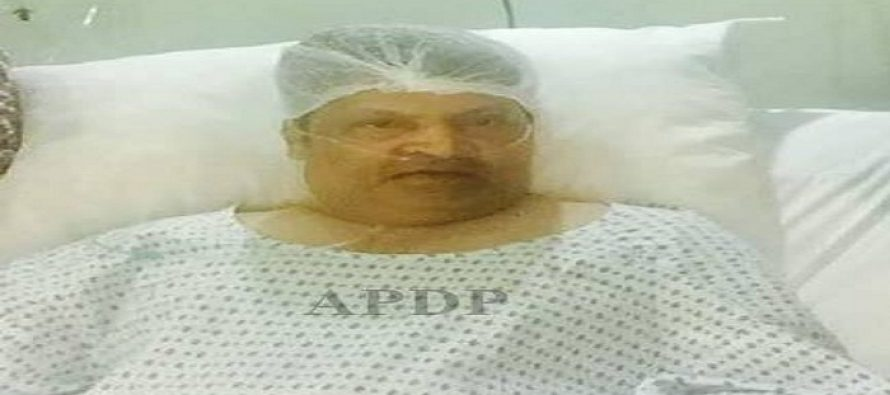 Comedian Umer Sharif Is In Hospital, Family Says Illness Is Minor