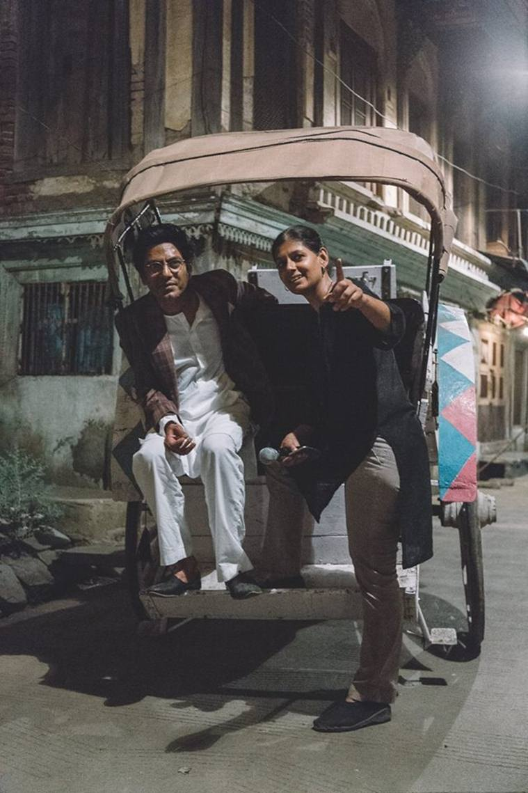 BTS Shots From The Sets Of Manto, Nawazuddin Siddiqui As Manto Is Praiseworthy