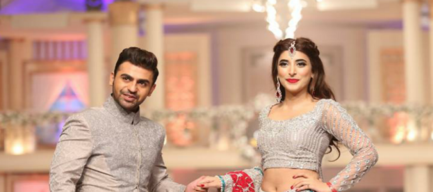 Beautiful Pictures Of Farhan Saeed Receiving Urwa Hocane From The Airport