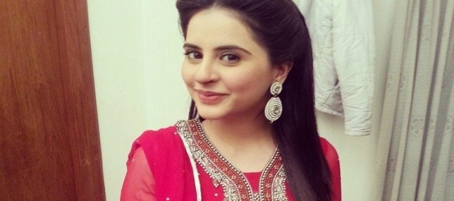 Fatima Effendi Is The Daughter Of This Pakistani Actress!