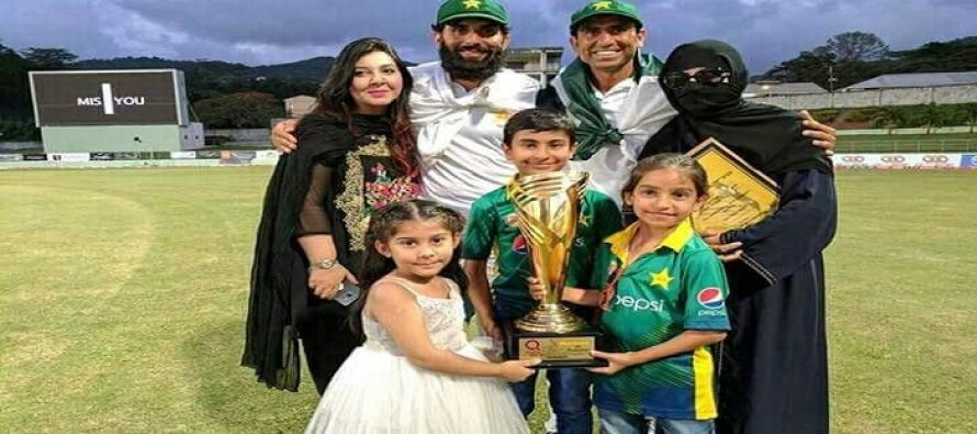 People Are Bashing Misbah-ul-Haq's Wife & We're Not Sure What To Say