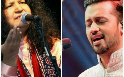 "Abida Parveen and Atif Aslam take you to another world with ""Noor-E-Azal"""