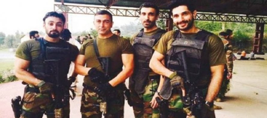 Stars Of Yalghaar Receive Best Wishes From Indian Celebrities