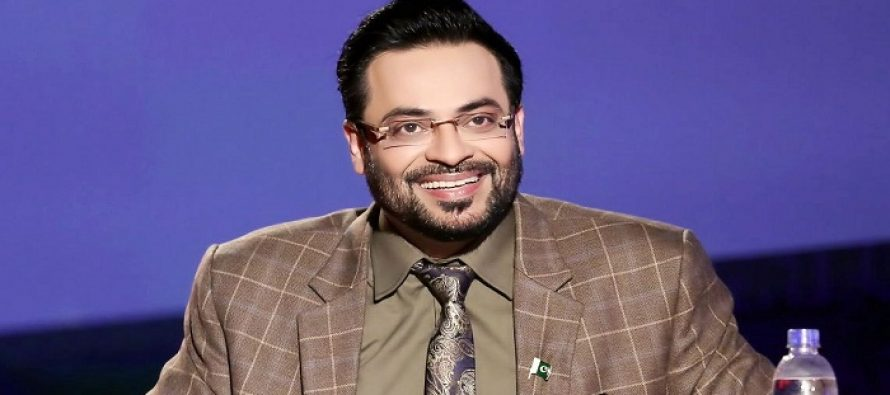 Amir Liaquat To Give Unbelievable Prizes This Ramazan, An Airplane?