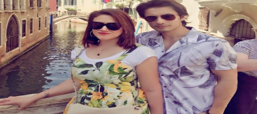 Ali Zafar & Ayesha Fazli's Vacation Pictures Will Give You Major Holiday Goals!