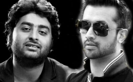 The most powerful duo- Atif Aslam and Arjit Singh