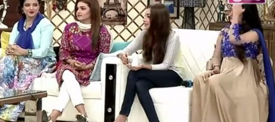 This Pakistani Actress Was Robbed At Gunpoint