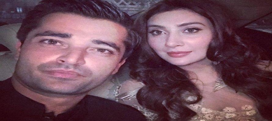 Hamza Ali Abbasi Shuts Rumours Of Dating Ayesha Khan