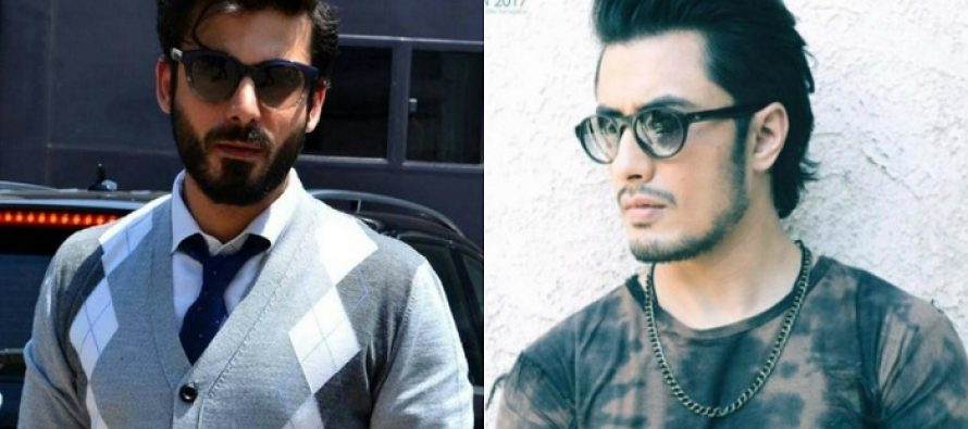 This Indian Actress Wants To Work With Fawad Khan & Ali Zafar