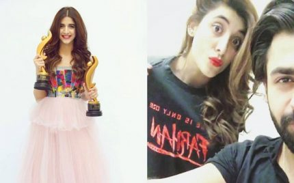 You All Have To See Mawra Hocane's Beautiful Speech For Urwa & Farhan's Best Couple Award