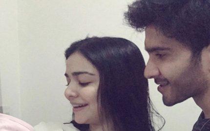 Feroze Khan & Humaima Malick Blessed With A Niece