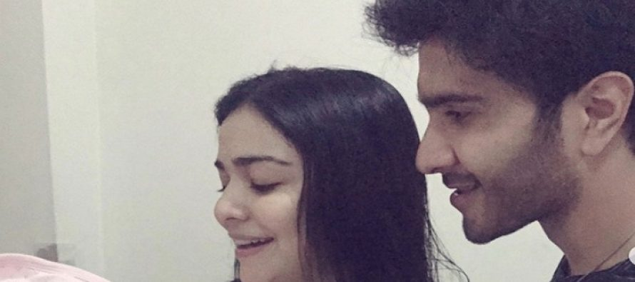 Feroze Khan & Humaima Malick Blessed With A Niece