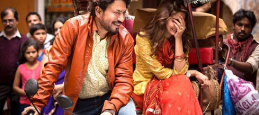 Saba Qamar Is An Excellent Actor: Irrfan Khan