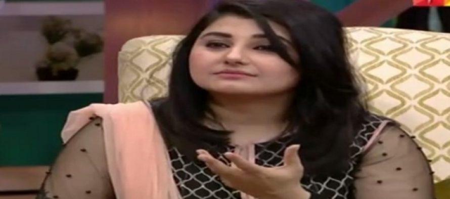 Javeria Saud Bursts Into Tears At Jago Pakistan Jago, Here's Why!