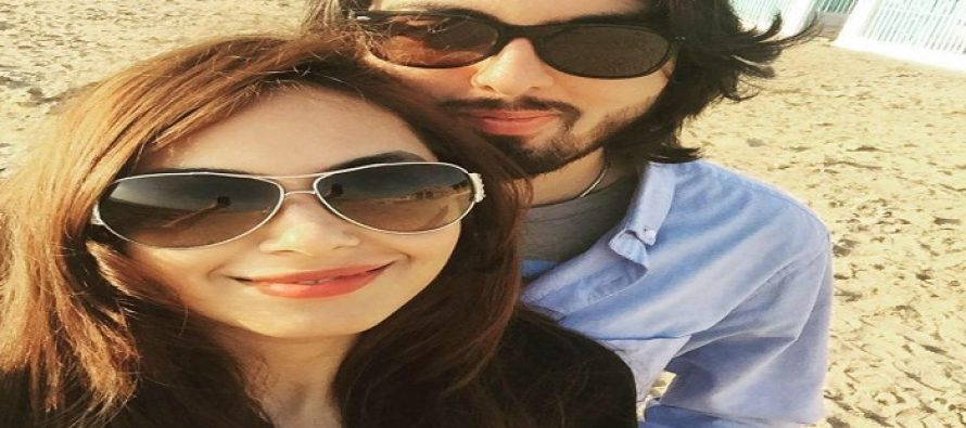 Junaid Jamshed's Family Welcomes His First First Grandchild