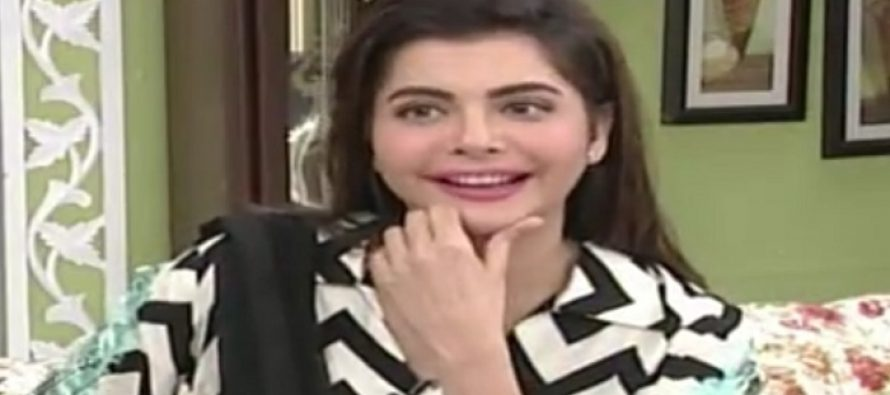 Momal Sheikh's Son Wants A Brother & Nida Yasir's Reaction Is A Must Watch!