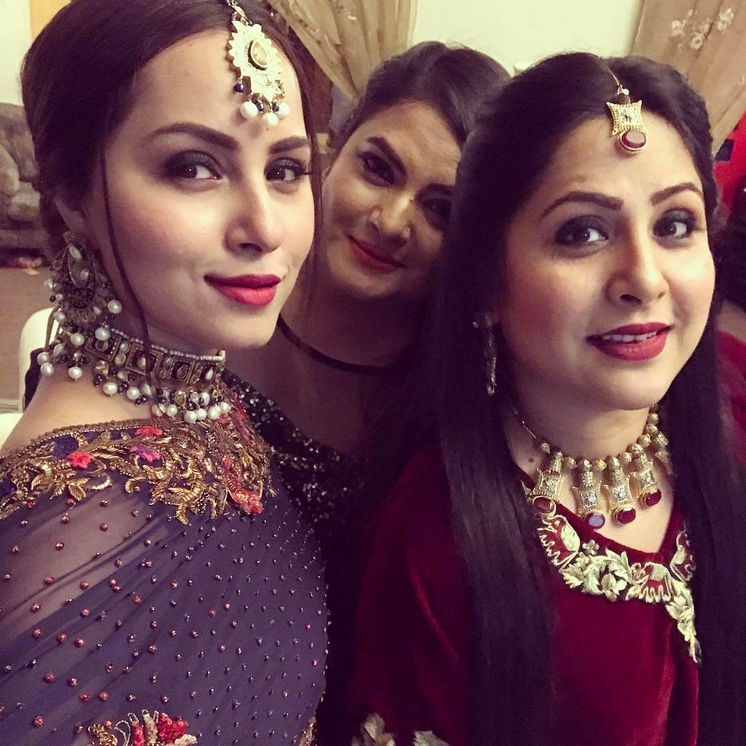 Nimra Khan's Engagement Pictures