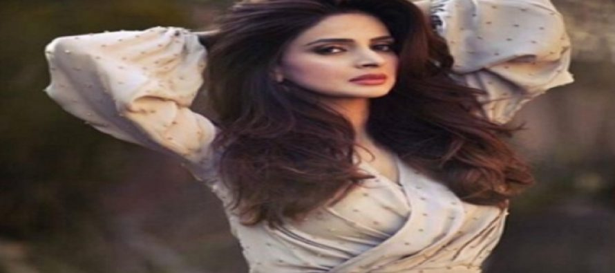 Saba Qamar Opens Up About Ideal Husband