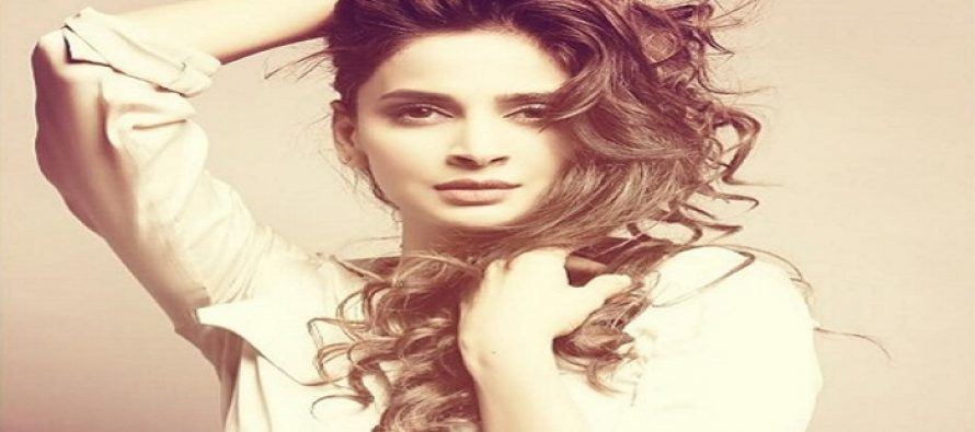 Saba Qamar Responds To People Bashing Her For Qandeel Baloch Biopic