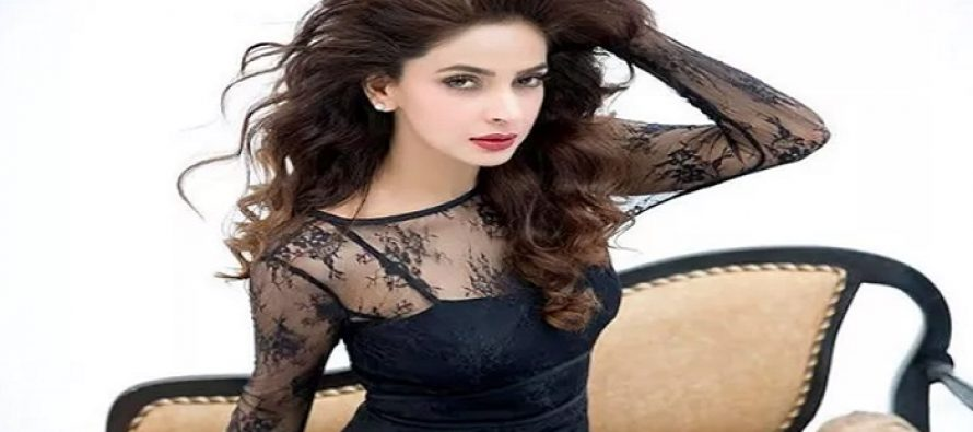 Saba Qamar Receives An Open Letter From India