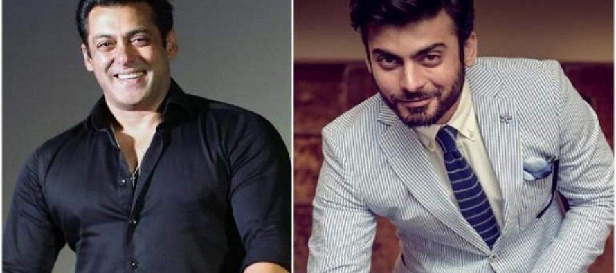 Salman Khan Replaces Fawad Khan In Karan Johar's Next