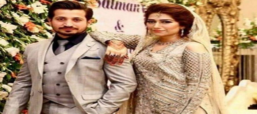 Saba Faisal's Son Salman Faisal Gets Married