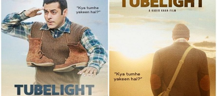 Salman Khan's Tubelight Might Get Late Release For Fans In Pakistan