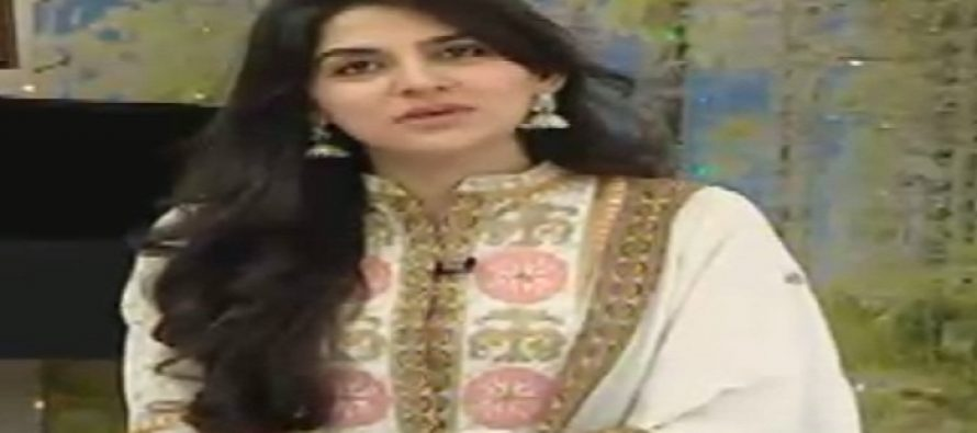 Sanam Baloch Gets Emotional While Remembering Her Mother