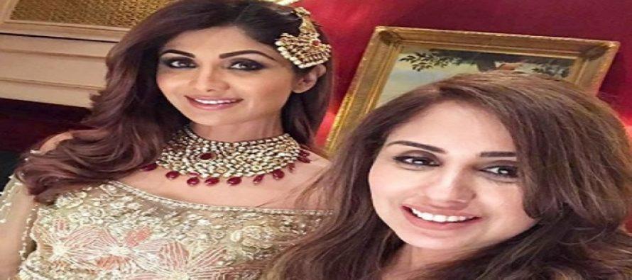 Shilpa Shetty Shoots For Saira Rizwan & Its Breaking The Internet