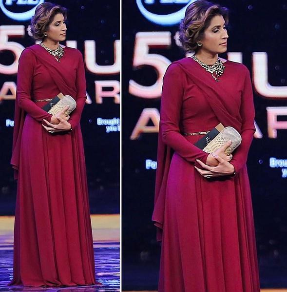Best Dressed Celebrities At Hum Awards 2017