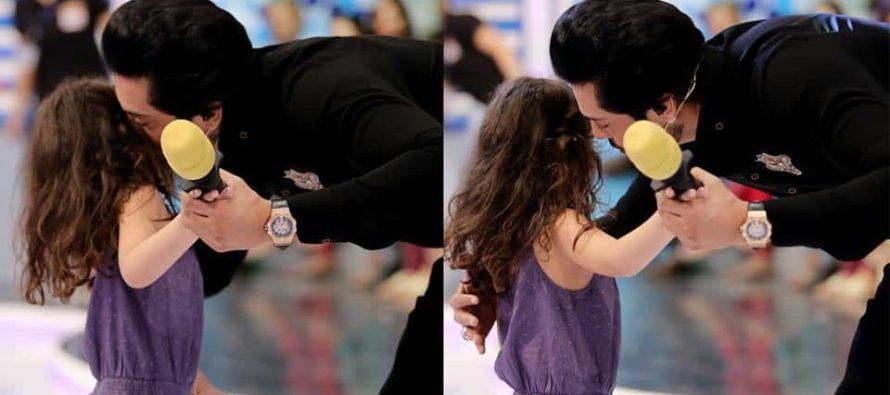 Like father, like daughter