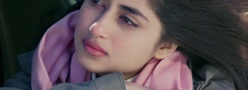 Why Sajal was chosen for Mom?