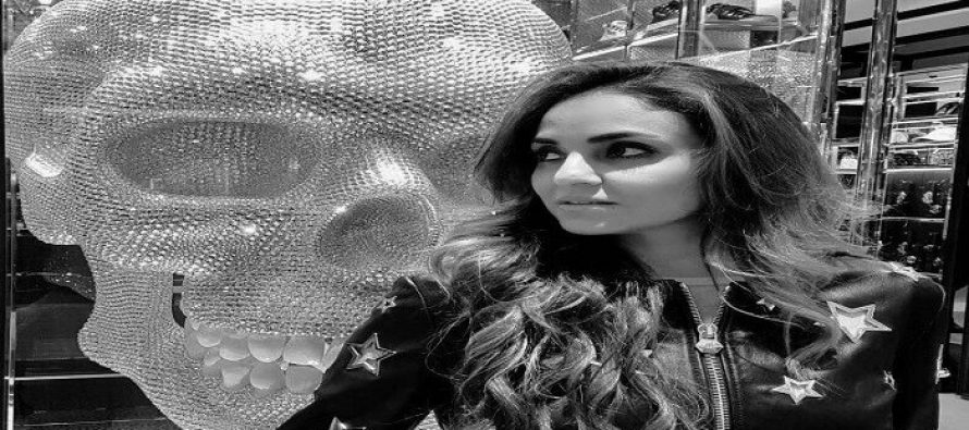 Nadia Khan Is Back With A Bang, Signs A Drama After 17 Years!