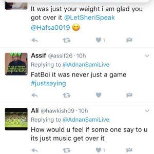 Pakistanis give Adnan Sami a reality check !