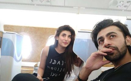 Farhan Saeed Flies with Wife to Mauritius for his Concert!