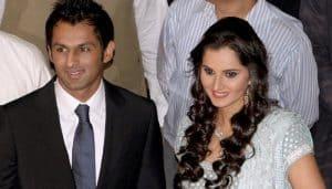 Shoaib and Sania gone viral on social media!