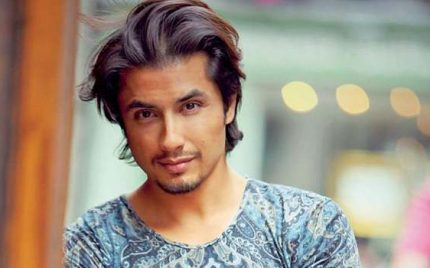 Ali Zafar shared a video of him when he was 17!