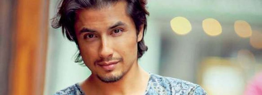 Ali Zafar shared a video of him when he was 17!