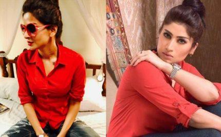 Saba Qamar says she might die playing Qandeel Baloch!