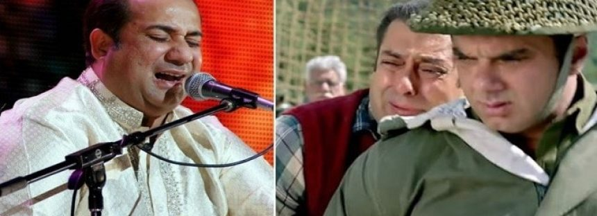 Rahat Fateh Ali Khan Hits Gold With Tubelight's Third Song!
