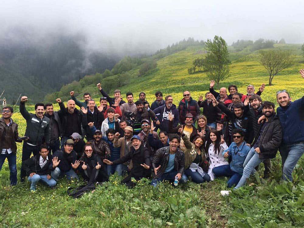 Wajood completes its shooting in Turkey