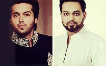 Fahad Mustafa invites Amir Liaqat to Jeeto Pakistan