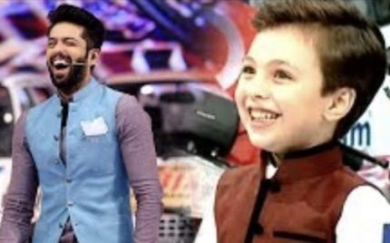 The cutest conversation with Pehlaaj Hassan