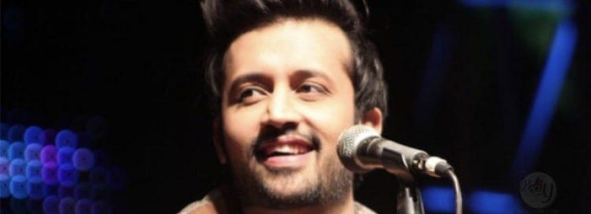 """Atif Aslam sings """"darasal"""" for Bollywood"""