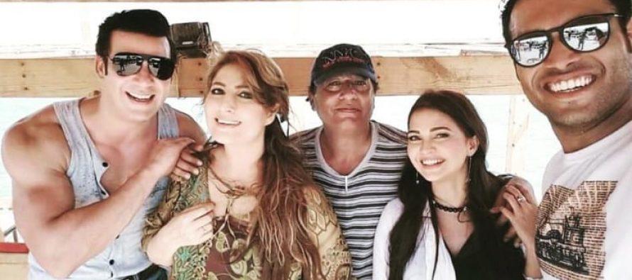 "Saima Noor pair with Moammar Rana in upcoming movie ""bhai wanted"""