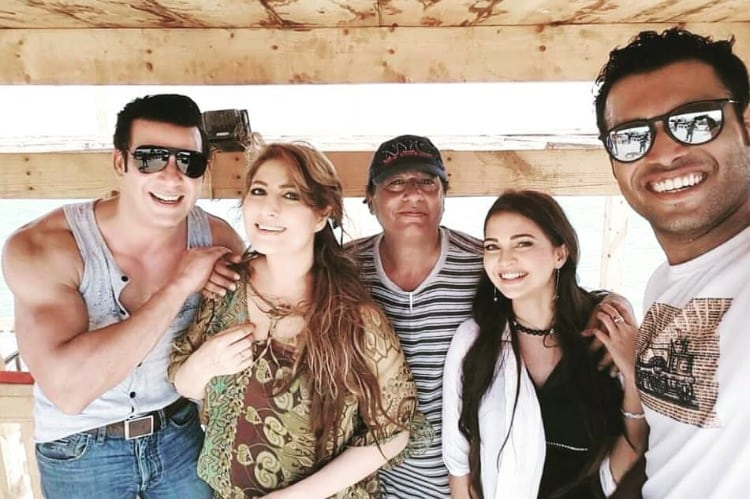 Saima Noor Pair With Moammar Rana In Upcoming Movie Bhai Wanted Reviewit Pk
